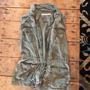 Max jeans vest S